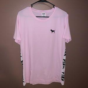 Victorias Secret Pink Campus Tee